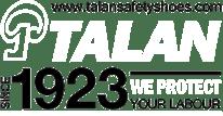 talan logo white